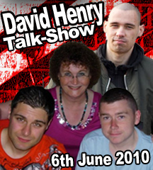 David Henry Radio talk show 6th june 2010